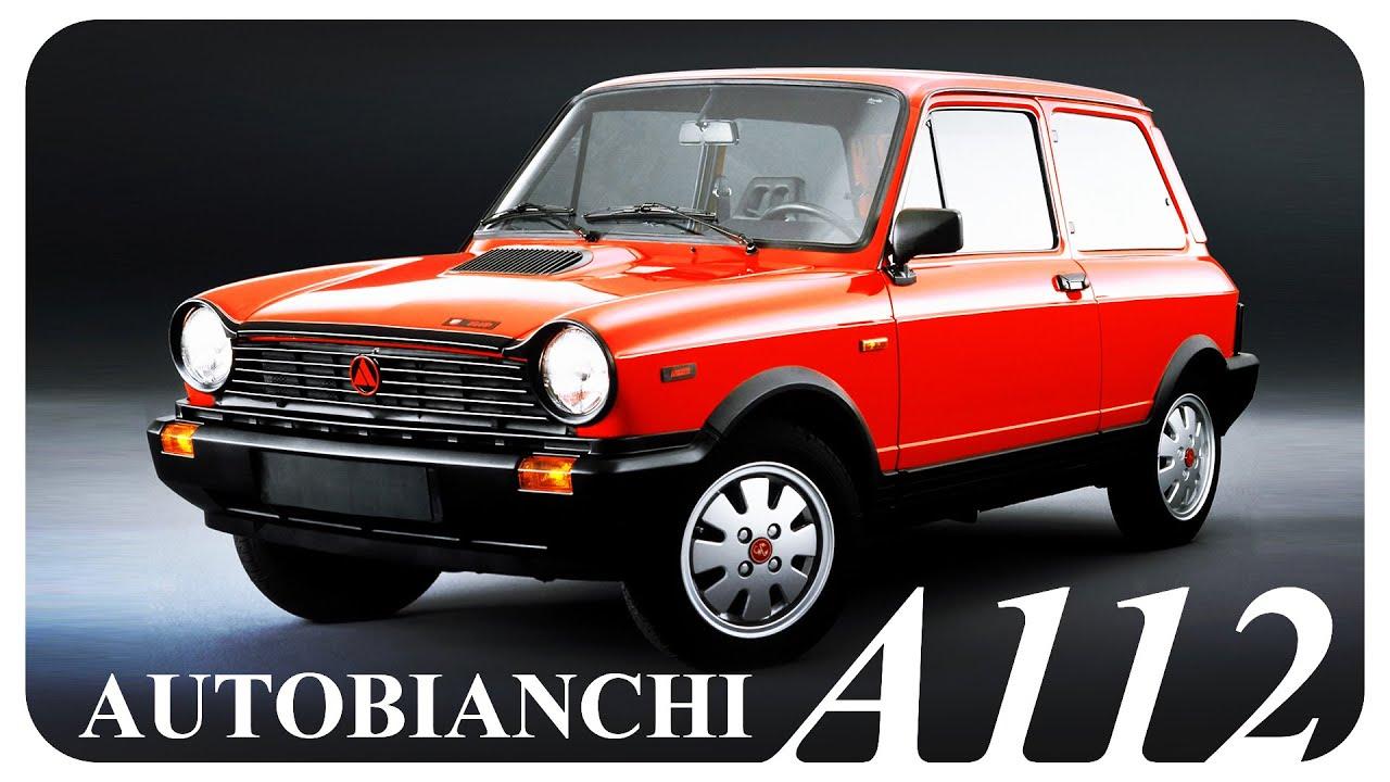 Autobianchi A112: The Italian Mini