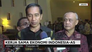 Kerja Sama Ekonomi Indonesia - AS Jelang Pelantikan Donald Trump | CNN Indonesia