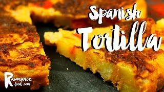 VEGAN SPANISH TORTILLA  Healthy Vegan Recipe  With Potato &amp No Eggs