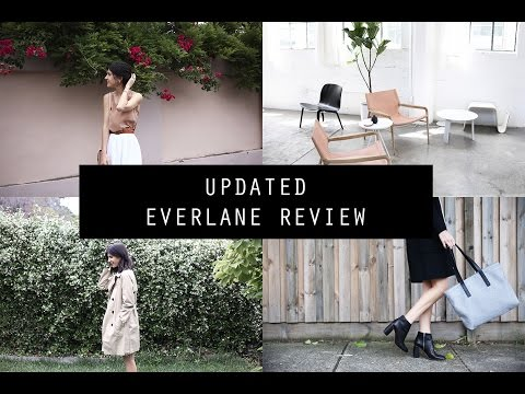 Updated Everlane Clothing, Bag & Shoe Review & Try On | Mademoiselle