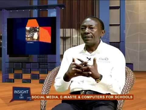 Dr. Musili on Social Media and E-Waste
