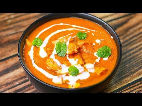 Butter Chicken Recipe | Restaurant Style Butter Chicken At Home | Chicken Butter Masala | Toasted