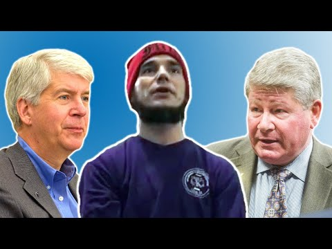 "REVEALED: Inside Ex-MI Governor Rick Snyder's Flint Water ""Hush Fund"""
