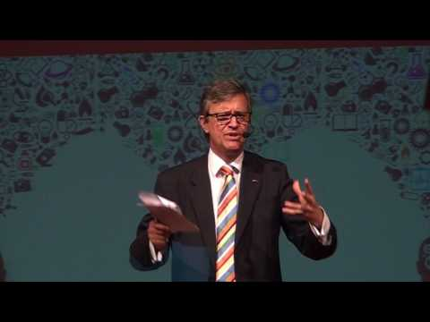 The Changing Face of Globalization | Bruce Bucknell | TEDxJadavpurUniversity