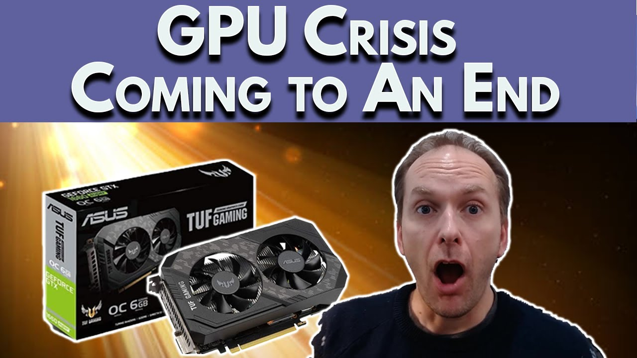 Download 🚨 GPU Crisis About To End 🚨 Hope on the Horizon for GPU Prices . . .