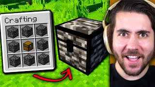 I Tested Viral Minecraft BUILD Hacks To See If They Work