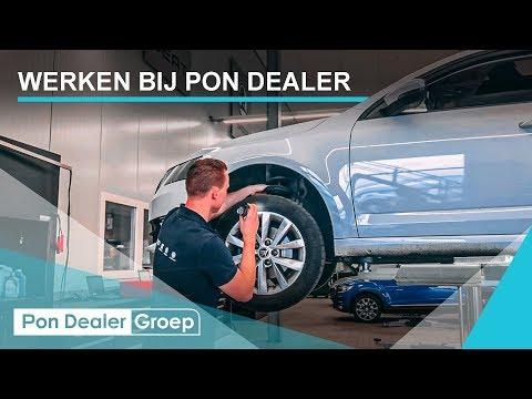 Wij zoeken monteurs! - Werken bij Pon Dealer
