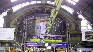 Франкфурт-на-Майне Главный Вокзал