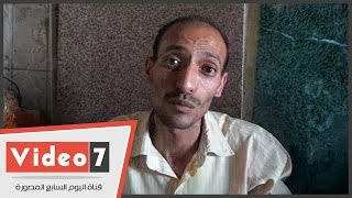 """المواطن محمد مسعد للمسئولين :""""تجار الحشيش بيستغلو نادى الساحة بحلوان """""""