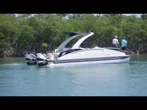 Florida Sportsman Best Boat - 20' to 27' Pontoon Boats