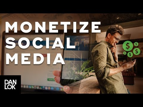 How to Monetize Social Media with Internet Millionaire Dan Lok (THE MELONIE & LISA SHOW)