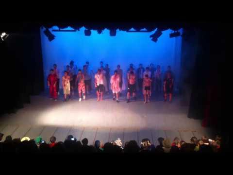 Aboyne Academy S6 Dance 2012