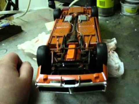 1969 Dodge Charger 1 16 Scale Build Final Update Youtube