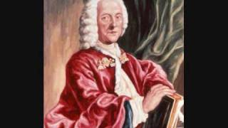Georg Philipp Telemann- Concerto in E major for flute, oboe d'amore, viola d'amore & strings-Allegro
