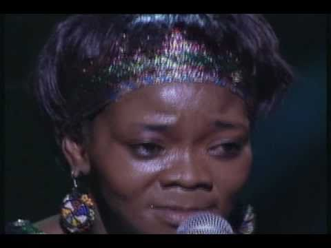Brenda Fassie:  From A Distance (Live in concert)