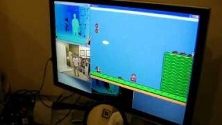 Kinect as a Nintendo controller on the PC