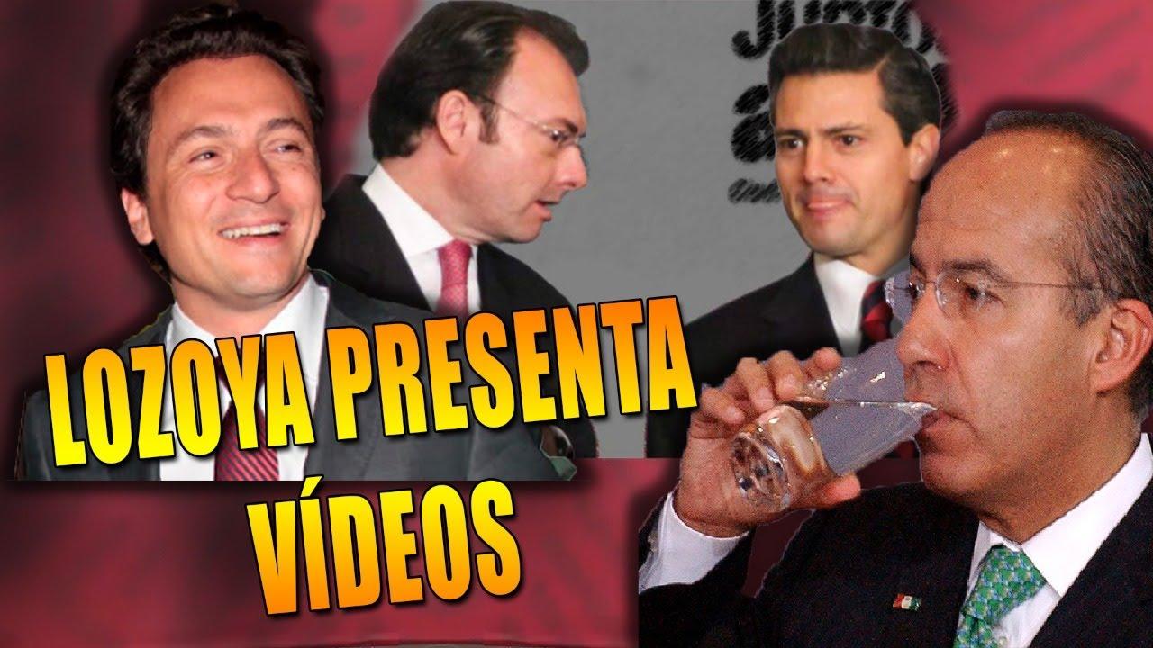 ¡ACABA DE PASAR! URGENTE DIFUNDIR: LOZOYA PRESENTA VÍDEOS Y SEÑALA A PEÑA Y VIDEGARAY, GERTZ COMENTA