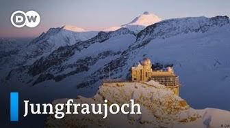Der höchstgelegene Bahnhof Europas – Mit dem Zug aufs Jungfraujoch / Europa maxximal   Euromaxx