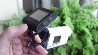 Sony FDR-X3000 / X3000R Action Camera (Review)