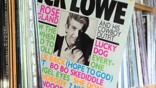 Nick Lowe (hope to god) I´m right