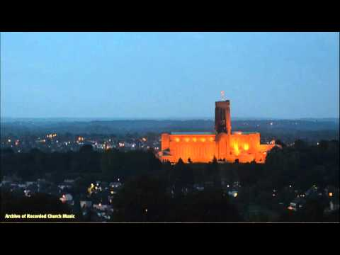 BBC Choral Evensong: Guildford Cathedral 1966 (Barry Rose)