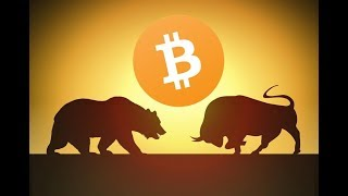 Bitcoin ⤴ Bulls & Bears   Who is in Control?