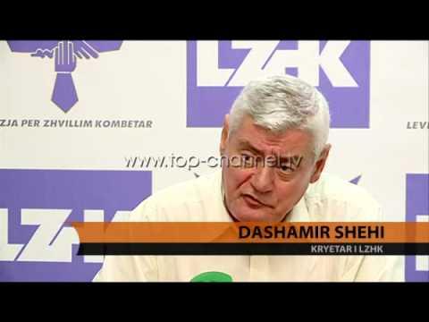 Shehi kundër Bashës: Jo referendume - Top Channel Albania - News - Lajme