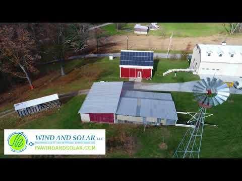 10 kW Solar Energy Farm