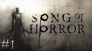 Péntek 13-ra egy kis HORROR...   Song of Horror (PC) #1 - 12.13.