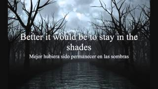Insomnium  - In The Groves Of Death (English Lyrics & Letra en Español)