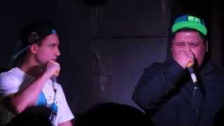 Sony Beatbox vs Krank - Beatbox Battle - Coliseo Verbal Vol.II
