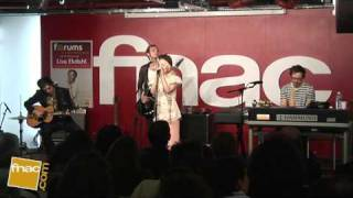 Lisa Ekdahl, Give me that slow knowing smile - Fnac Montparnasse