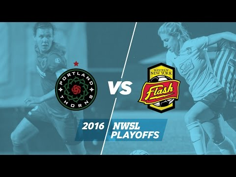NWSL Semifinal: Portland Thorns FC vs. Western New York Flash - Oct. 2, 2016