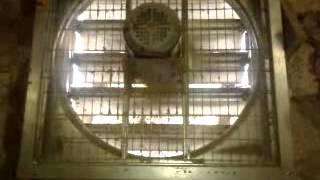 Вентилятор для промышленных помещений