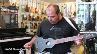 Gear Review Washburn Rover Travel Guitar