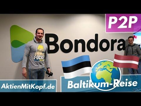 P2P Investment Vlog - Besuch bei Bondora, Mintos & Co!