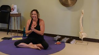 The Path of a Yoga Therapist: with Justine Shelton, AVI-Certified Viniygoa Therapist