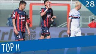 TOP 11 - Giornata 28 - Serie A TIM 2017/18 streaming