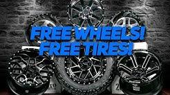 FREE Wheels AND FREE Tires! Moto Metal | Nitto | Custom Offsets