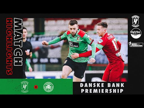 Glentoran Cliftonville Goals And Highlights