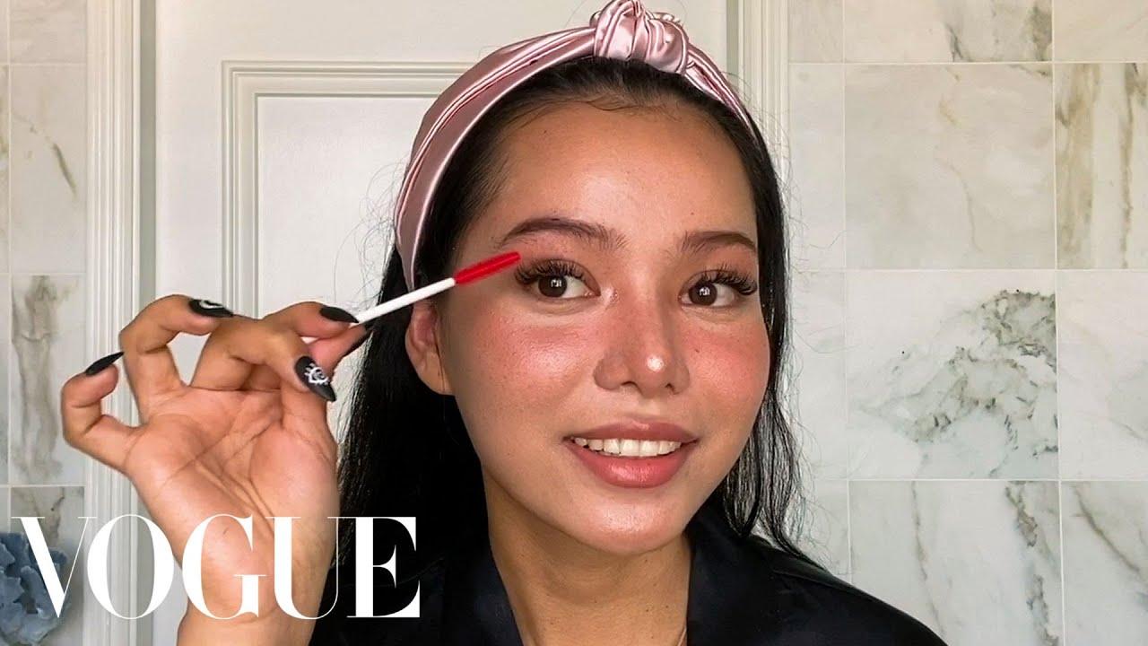 Download Bella Poarch's Signature TikTok Makeup Routine | Beauty Secrets | Vogue