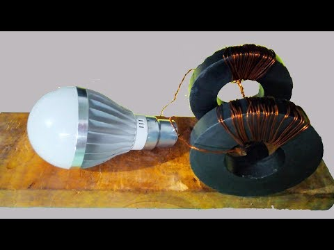 Free Energy Light Bulbs thumbnail