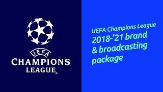 Uefa champions league 2018-21 brand toolkit