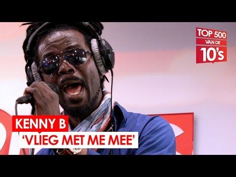 Kenny B - 'Vlieg Met Me Mee' (live bij Mattie & Wietze)