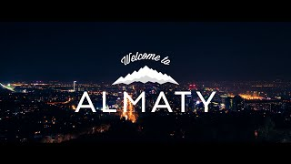Welcome to Almaty!