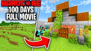 I Survived 100 Days on Hardcore Minecraft And This Is What Happened - Skyes
