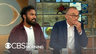 """How Director Danny Boyle Knew """"straight Away"""" That Himesh Patel Should Be The Star Of """"Yesterday"""""""