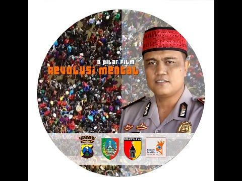Film 3 Pilar Revolusi Mental Polres Jombang bersama Thanks Institute Indonesia