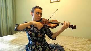 """Скрипка Ибрагима из сериала """"Великолепный век"""" часть 2 (violin cover)"""