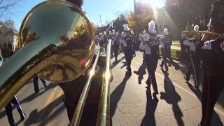 University of Wisconsin Platteville Marching Band